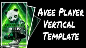 300+ Avee Player Template Latest Download Tech Siva 5