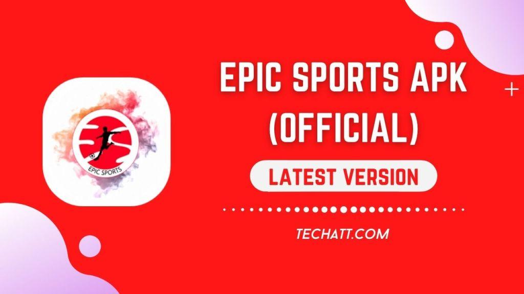 EPIC SPORTS APK OFFICIAL