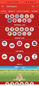 GHD Sports APK (MOD, AdFree) Watch Live TV 2021 2