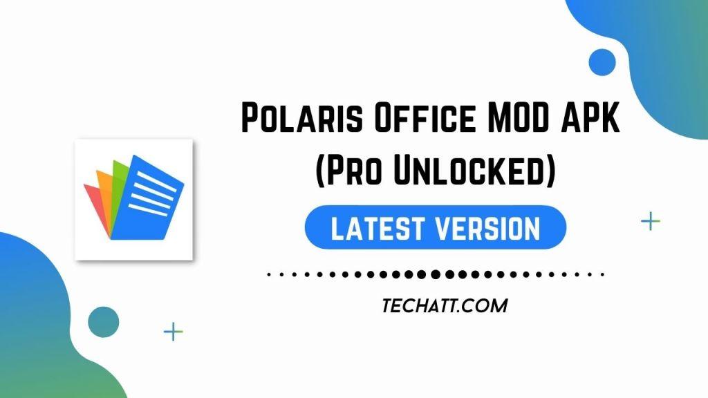 Polaris Office MOD APK (Pro Unlocked)