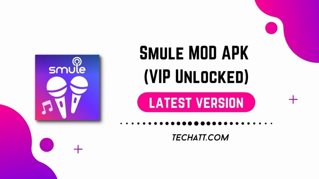 Smule MOD APK (VIP Unlocked)