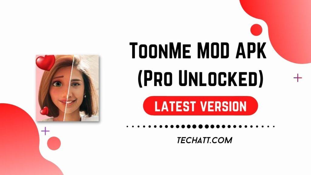 ToonMe MOD APK (Pro Unlocked)