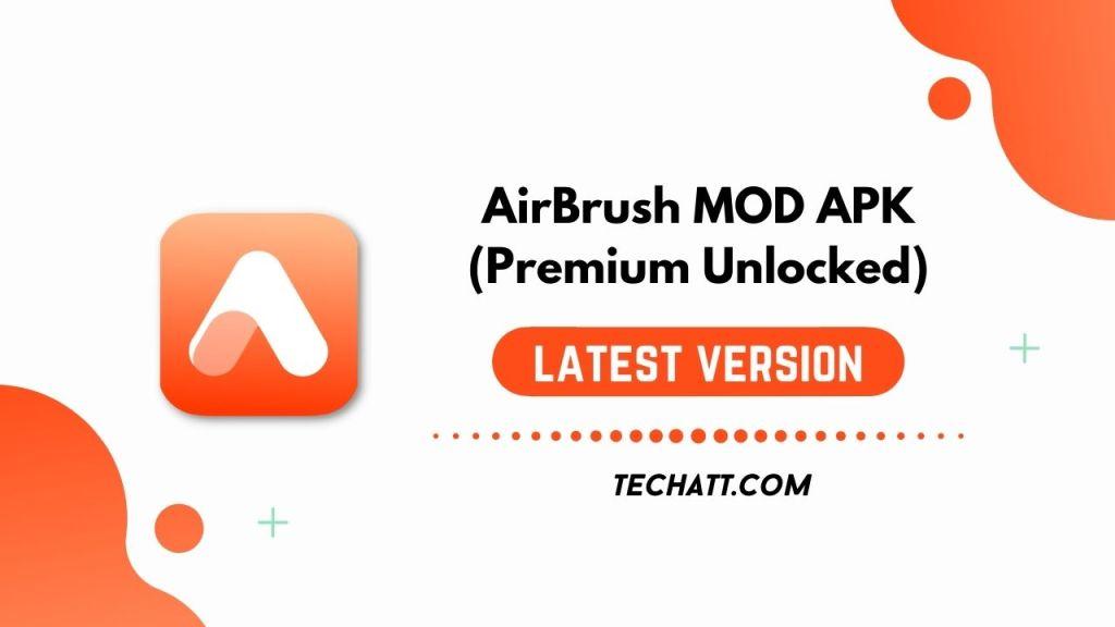 AirBrush MOD APK (Premium Unlocked) Free