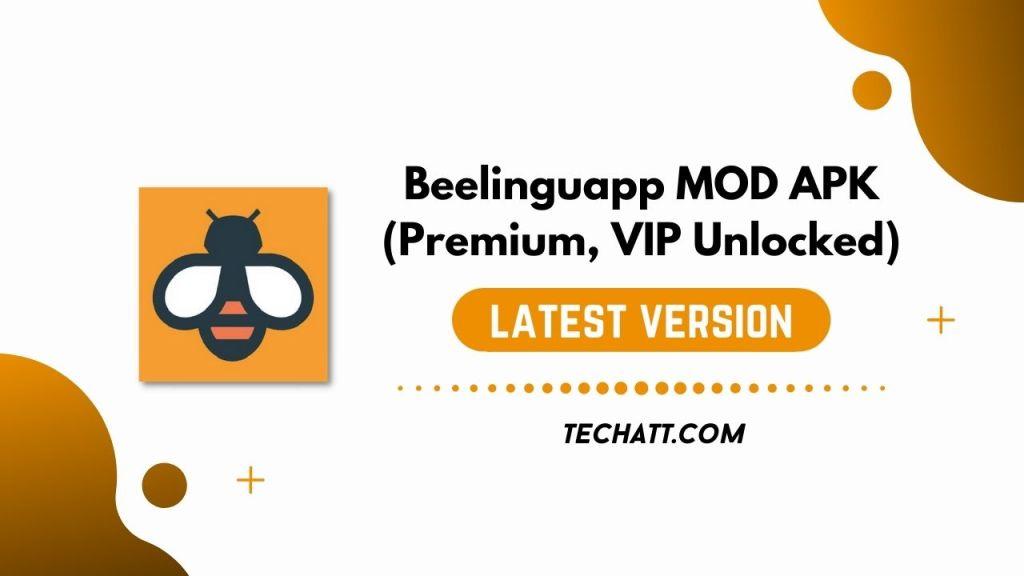 Beelinguapp MOD APK (Premium, VIP Unlocked) Free