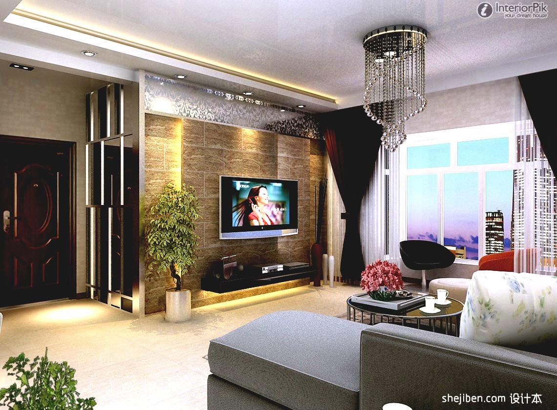 Modern Day Living Room TV Ideas For 2018