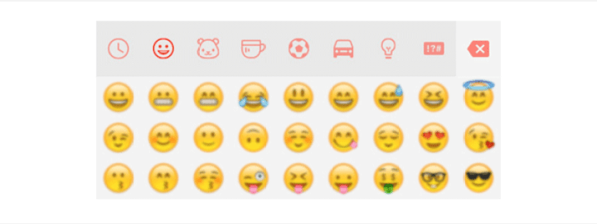 How to integrate Emojis keyboard (SuperNova-Emoji) into your Android
