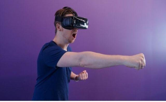 Virtual Reality VR | Techax Labs