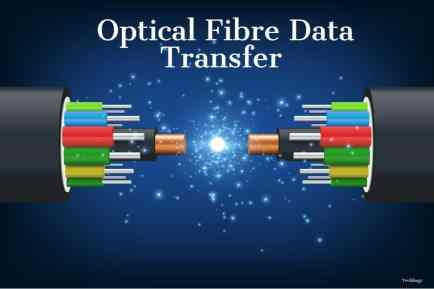 Optical Fibre Data Transfer