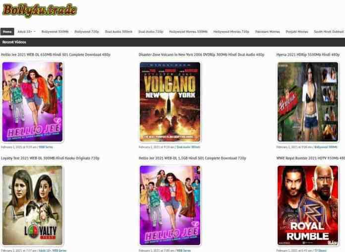 Bolly4U 2021 Movies Download