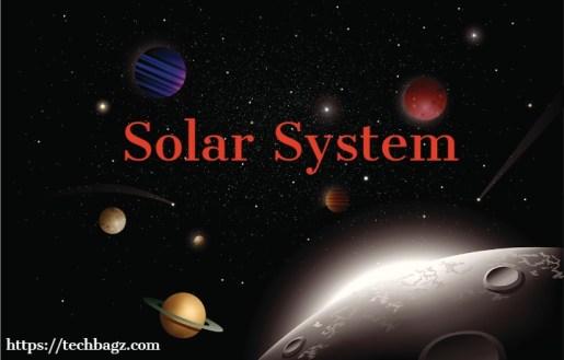 Solar System Kya Hai