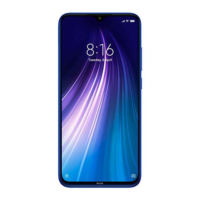 Xiaomi Redmi Note 8 - Best Phones Under 10000 and 15000 in India