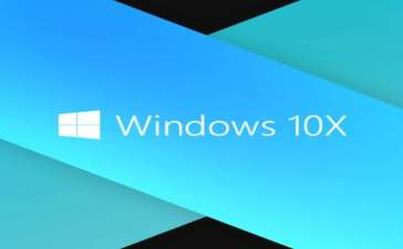 Windows 10X is here