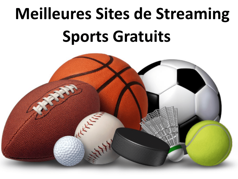 sites de streaming sports
