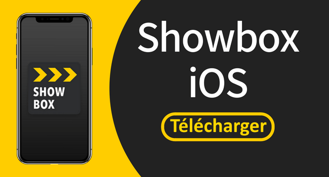 Showbox pour iPhone