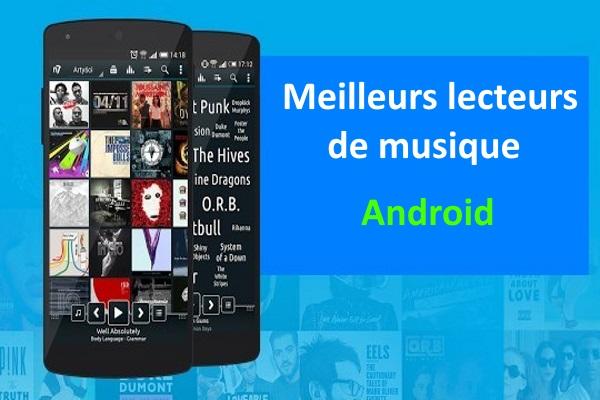 lecteurs de musique Android