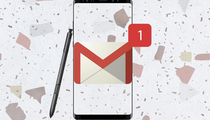Réparer Samsung Galaxy Note 9 ne pas Recevoir les Emails