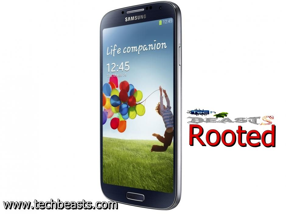 How to Root & Install CWM on Samsung Galaxy S4 GT-I9500/GT-I9505 [Guide]