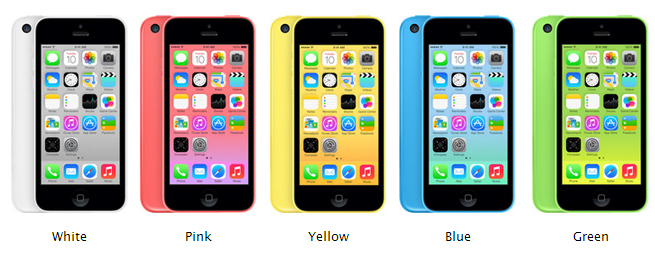 Iphone 5C _ Techbeasts