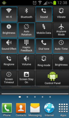 Android Control Panel1
