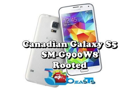 Canadian Galaxy S5 Root