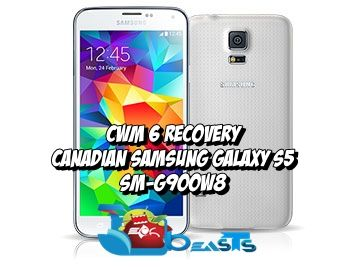 CWM 6 Recovery_Canadian Galaxy S5
