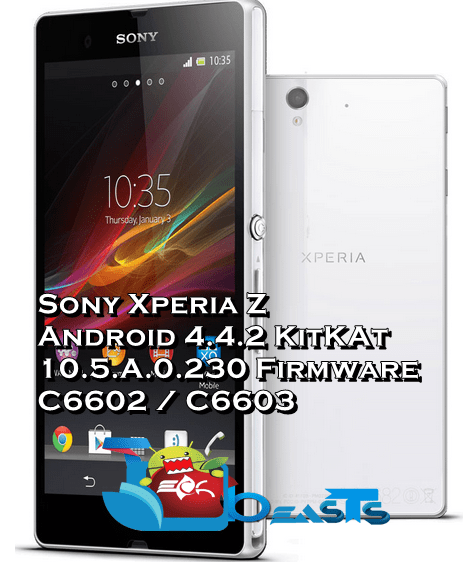 Android 4.4: Sony Rolls Out Kitkat for Xperia Z And Co.