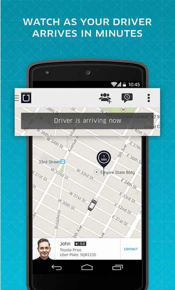 Download Uber apk