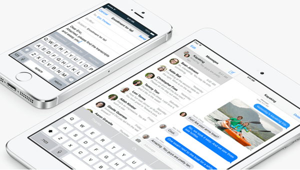 ios 8 keyboard