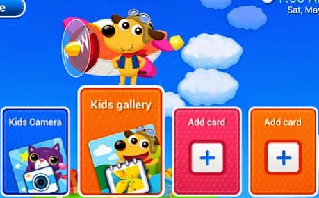 How To Get Kids Mode On Samsung Galaxy Tab 3 7 0