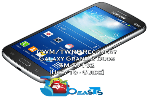 Galaxy Grand 2 CWM-TWRP