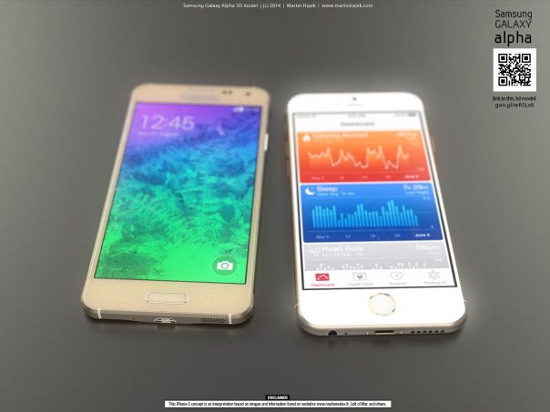 iPhone 6 vs Galaxy Alpha (7)