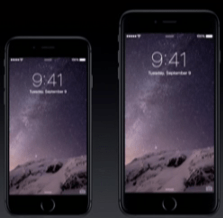 iPhone 6 Displays