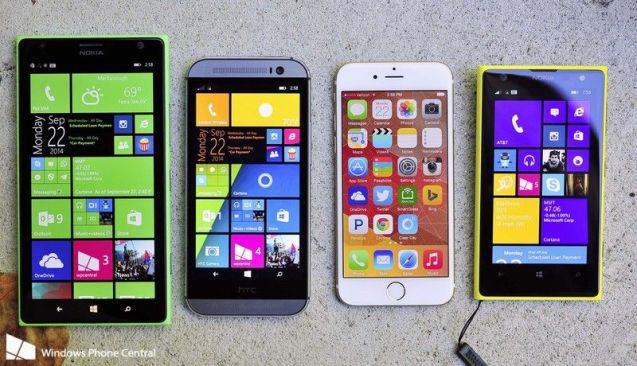 iPhone_6_versus_Best_Windows_Phones