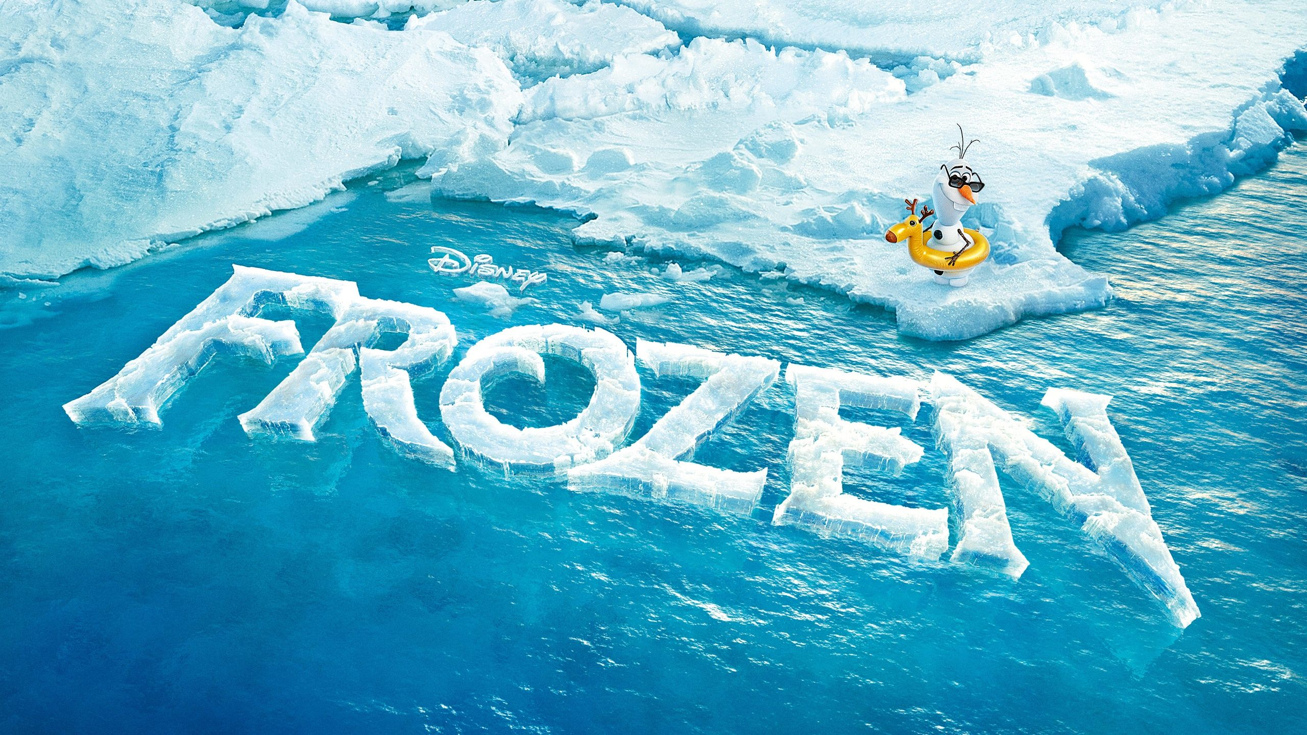 2013 Frozen Movie 2560x1440