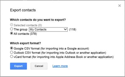 GoogleContactsExport1