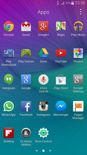 Update Galaxy Note 4 SM-N910C With Feature Rich Dr Ketan ...