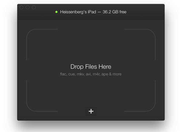 how to directly transfer any movie and music file to iPhone:iPad