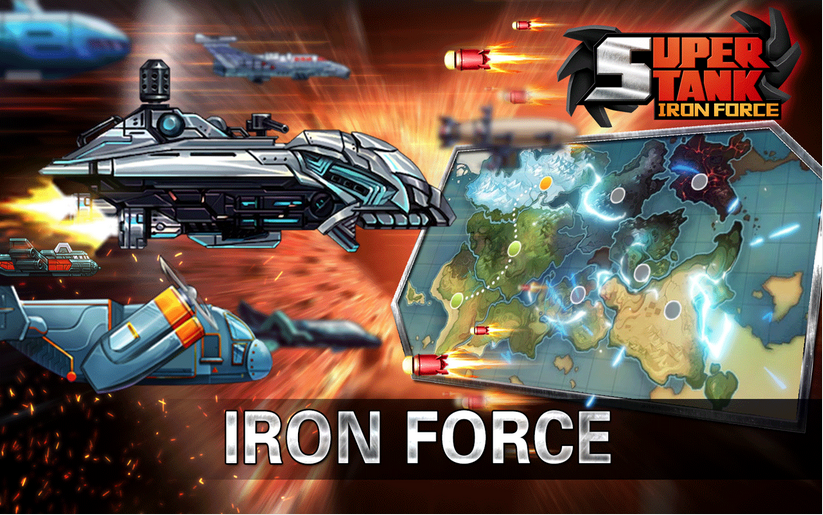 Скачать iron force на компьютер windows xp