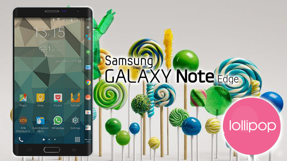 Update Galaxy Note Edge N915FN915FY to Android 5.0.1 Lollipop