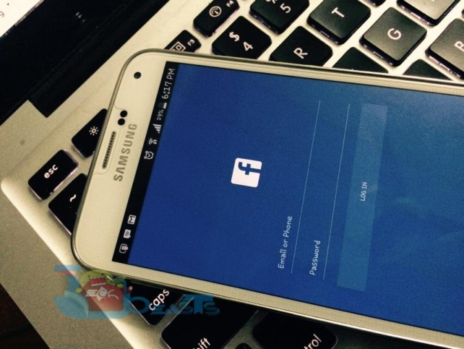 how turn off Facebook Sounds on Android Phones