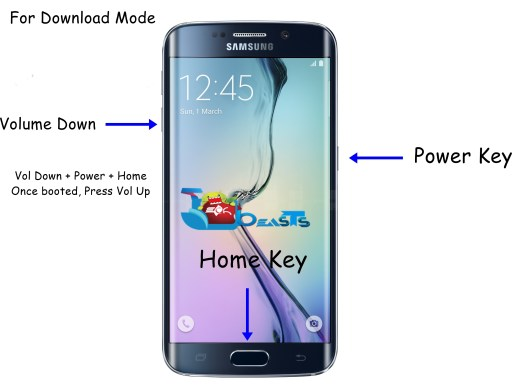 how to stop a download on samsung s6