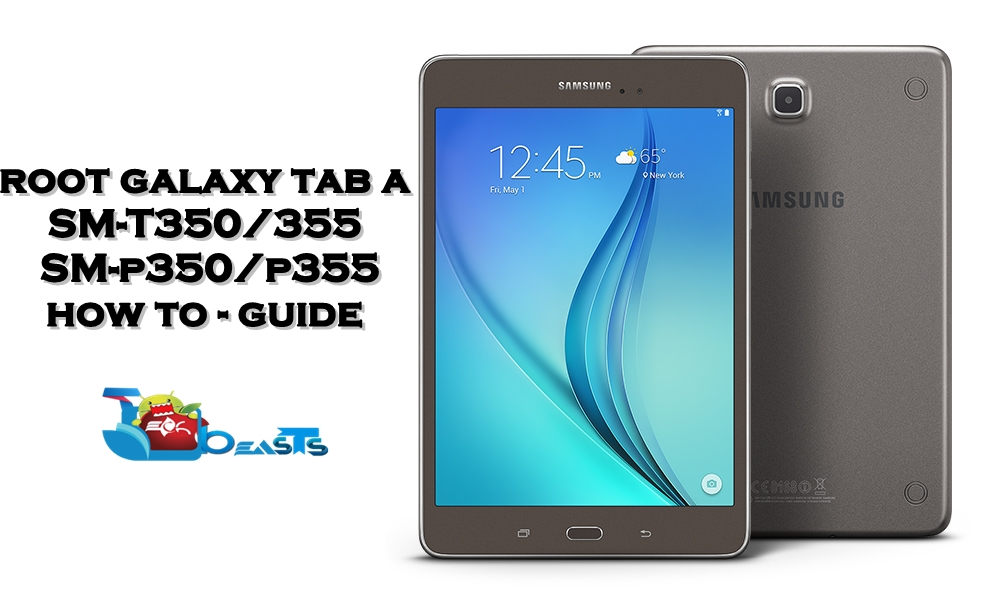 Root Samsung Galaxy Tab A T350/355, P350/355 On Android ...