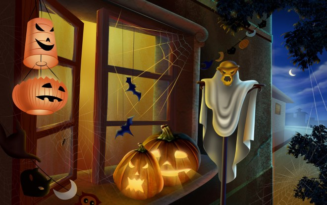 Scary-Halloween-2012-Outdoor-Decorations-HD-Wallpaper-21