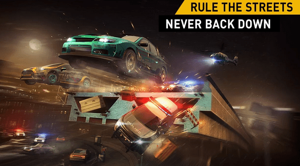 Need for Speed No Limits Online for Pc