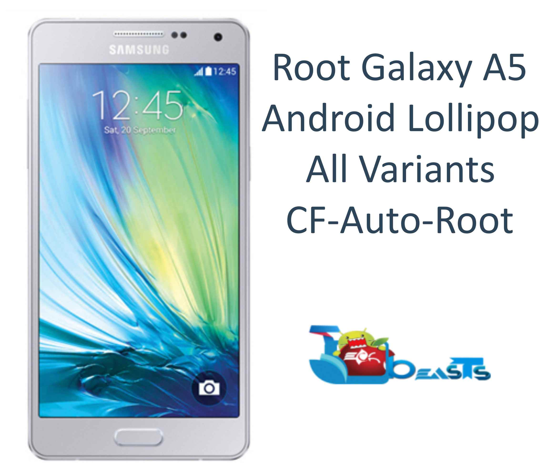 How To Root Samsung Galaxy A5 on Android Lollipop using CF Auto Root