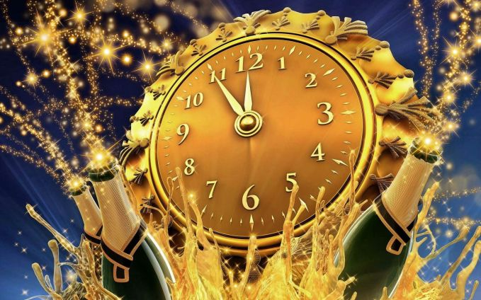 happy_new_year_with_clock