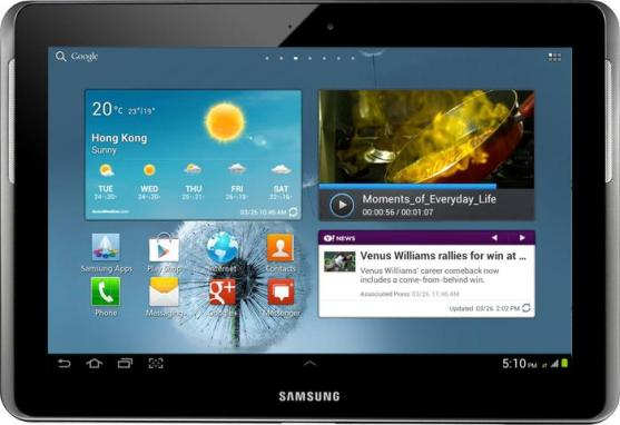 How to Install Android 6.0.1 BlissMallow on Galaxy Tab 2 10.1 P5100