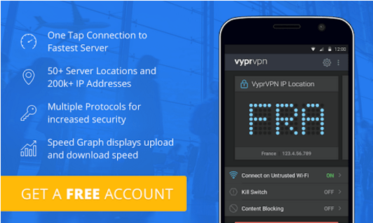 VyprVPN Free VPN for PC
