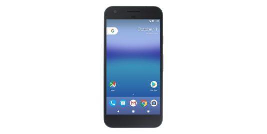 Reset Google Pixel
