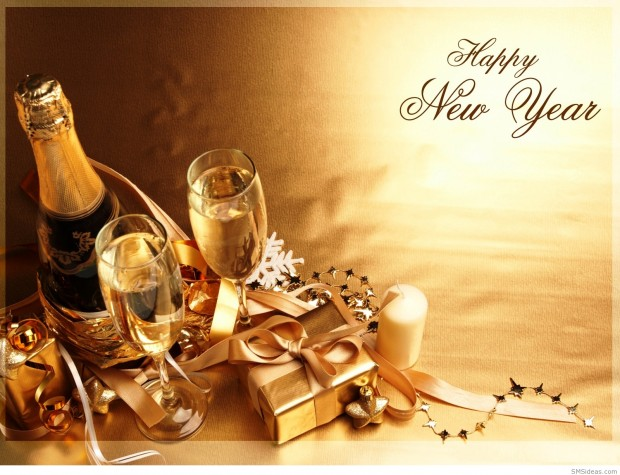 Happy new year 2017 wallpapers HD desktop background free download ...